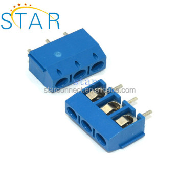 3 5mm 6 Pin/way Green Pluggable Type Screw Terminal Block Connector - Buy  3 5 Mm 6 Pin Terminal Block Connector,Pluggable Pcb Terminal,Pcb 6 Pin
