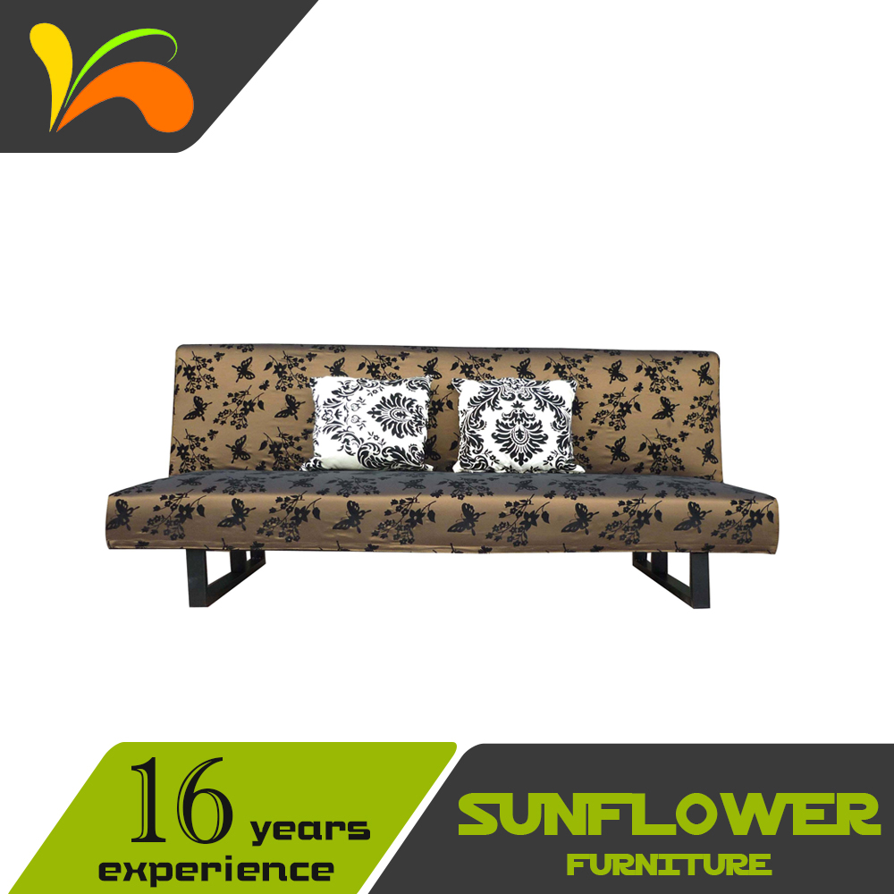 Home decorative hot selling contemporary modern living room furniture sofa bed