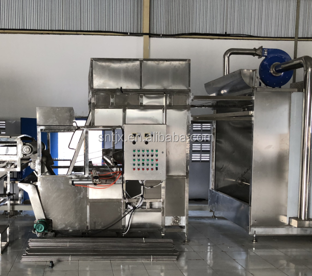 Automatic  non-freezing starch glass noodle vermicelli making machine