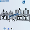 liquid detergent organic fertilizer production mixer equipment for sale