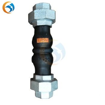 Rubber Expansion Joint Flexible Union Coupling Pipe Fittings
