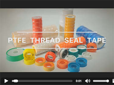 normal dentisty yellow waterproof ptfe thread seal tape