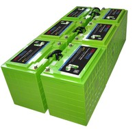 deep cycle lifepo4 12V 120ah lithium battery for RV/solar system/yacht/golf carts storage and car