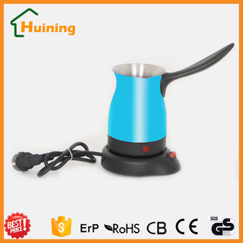 Single Cup Low Wattage Electric Appliances Coffee Maker With Milk Frother - Buy Coffee Maker ...