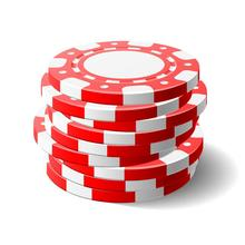 Personalizado do jogo do casino chip do poker da argila