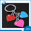 Promotional wholesale cheap price custom mobile phone key chain