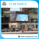 Outdoor high vision 3d curved advertising P8 full color led sign