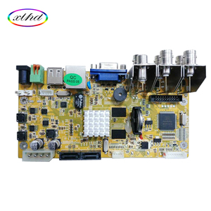 Multifunctional fr4 1080p manual car camera hd dvr pcb board, car dvr pcb circuit board