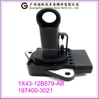 Automobile spare parts mass air flow meter MAF sensors for 197400-3021