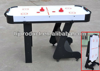 High Quality Newly Design High Quality Foldable And Portable Air Hockey Table Game