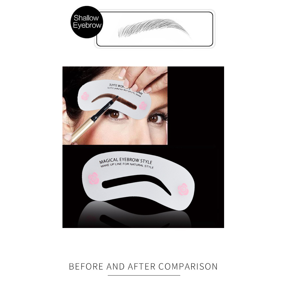 4D Eyelash Extension Eyebrow Gel Emulational Eyebrow Glue Makeup Cream 4D Natural  with Brush Women Cosmetics Eyebrow Gel