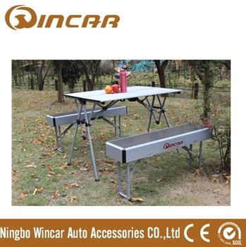 Plegable Ampliable On Plegable Bruto Peso Resistente De Centro 17 aluminio mesa Camping Aluminio Product Mesa Buy Multiusos Kg EH29DI