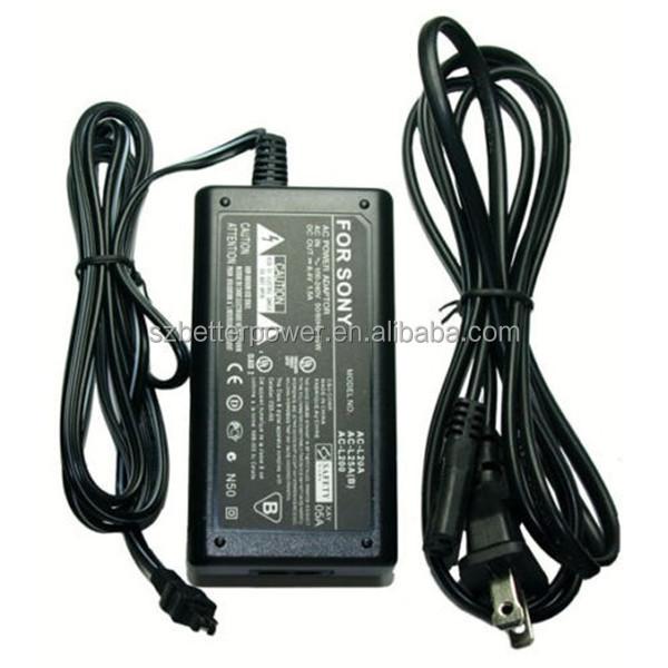 Fuente de alimentación Sony DCR-SR290 DCR-SR210 DCR-SR190 DCR-SR90Adaptador CA