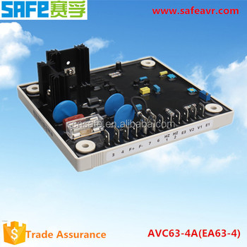 avc63 4a avr for basler generator avr circuit diagram buy rh alibaba com Generator Plug Wiring Diagram Voltage Regulator Wiring Diagram