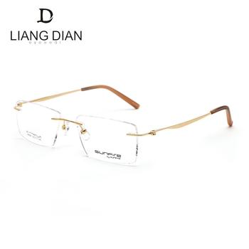 2018 New Design Custom Copper Eyeglasses Frames Computer Reading ...