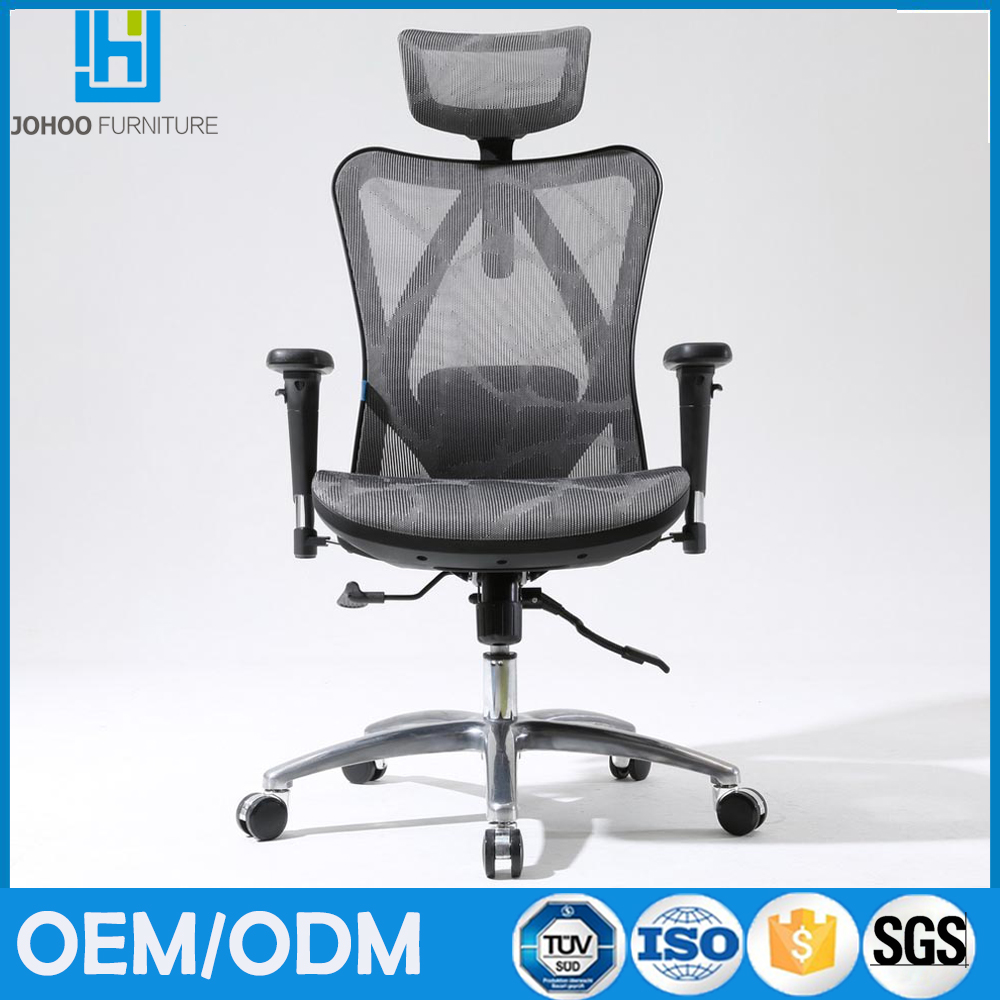Luxury executive chairs ergonomic standing chair computer full mesh chair