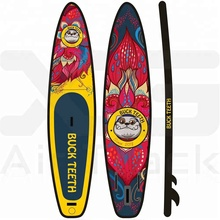 <span class=keywords><strong>BUCK</strong></span> TANDEN Drop Shipping factory fabricage custom SUP opblaasbare ISUP paddleboard stand up paddle board
