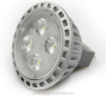China Direct Manufacture Mr16 Nichia Led Whole 12v 5w 30 Deg 120 Lights