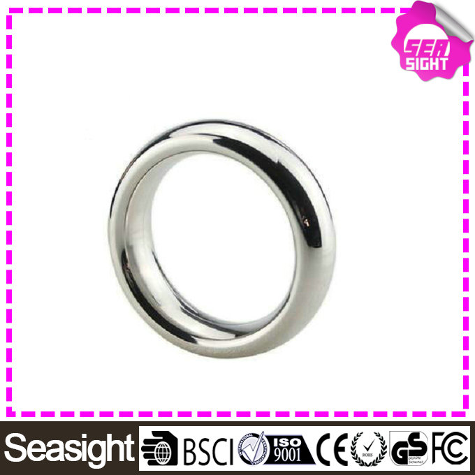 Metal delay lock rings, cock ring