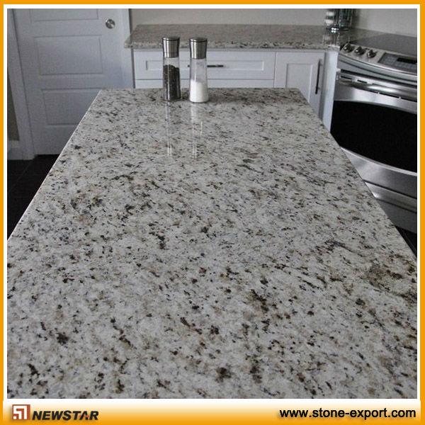 alta calidad blanco imperial granito encimeras de cocina blanco granito baldosas losas de. Black Bedroom Furniture Sets. Home Design Ideas