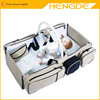 2016 Outdoor baby portable crib, travel foldable baby carry cot bag