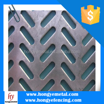 China Supplier Fine Punched Plate/screen/net Perforated Metal Roof ...