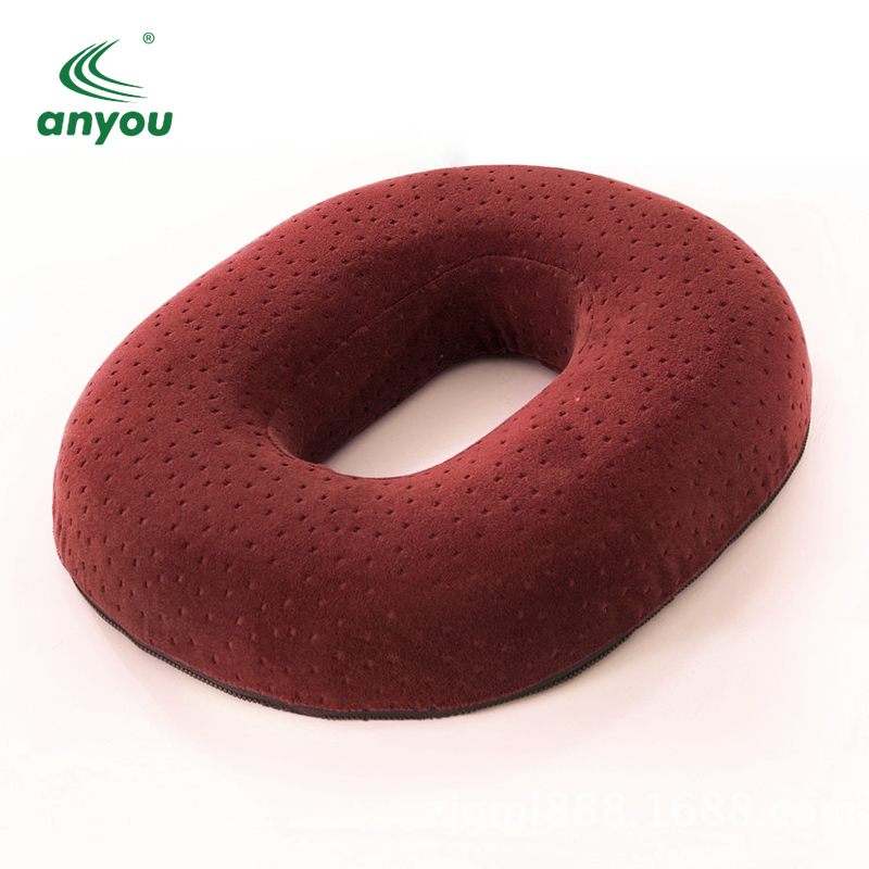 Comfort Donut Cushion, Foam Seat Cushions for Buttock, Lower Back support