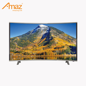 China Factory Good price Smart function fresh design curved led tv