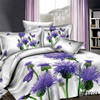 3d luxury printed cotton fancy designer bed sheets