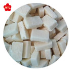 High quality frozen vegetables iqf garlic puree