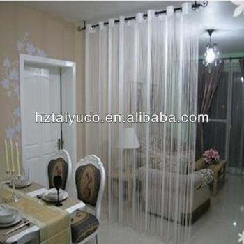 Decorative Fringe String Curtain Designn For Living Room Divider And