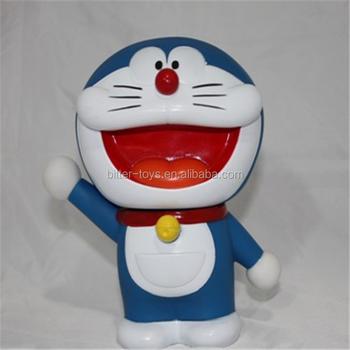 Promosi Plastik Skala Jp Lucu Mode Gambar Mainan Plastik 3d Doraemon