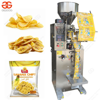 Small Snack Food Potato Plantain Banana Chips Packaging Equipment Price Shrimp French Fries Automatic Pouch Packing Machine