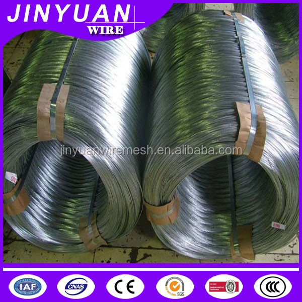 Gi Wire Bwg18 25kg/coil Galvanized Iron Wire From China Gold ...