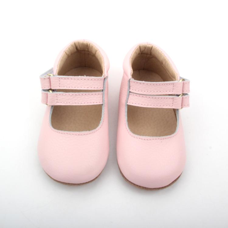 2018 Asian Amazon Trend Prodotto Apparel Partito Formale Baby Pink Abito Scarpe Eleganti Scarpe Ragazze Del Bambino Italiano