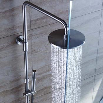 Bathroom Fitting Waterfall Shower Head And Rain Shower Tap Buy