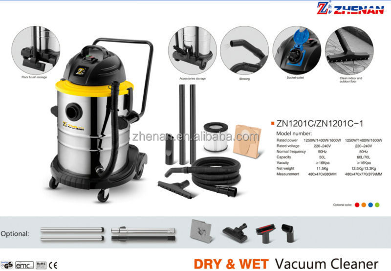 electronic commercial vacuum cleaner