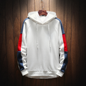 Men Hooded Pullover Sweaters Custom Hoodie Oversize Fashion Casual Long Sport Hoodie