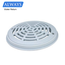 Durable Swimming pool accessories water return main drains cover in price
