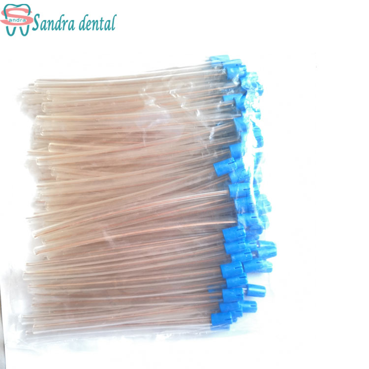 Dental disposable material supply hot sale Medical products  disposable dental portable saliva ejector price