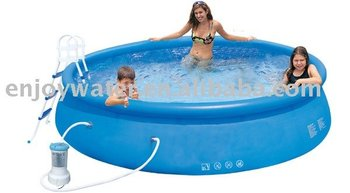 Swimming pool quick up pool pvc pool inflatable swimming pool buy swimming pool pvc swimming - Quick up pool zubehor ...