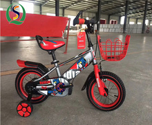 good price child bike high quality children four wheels bicycle with basket