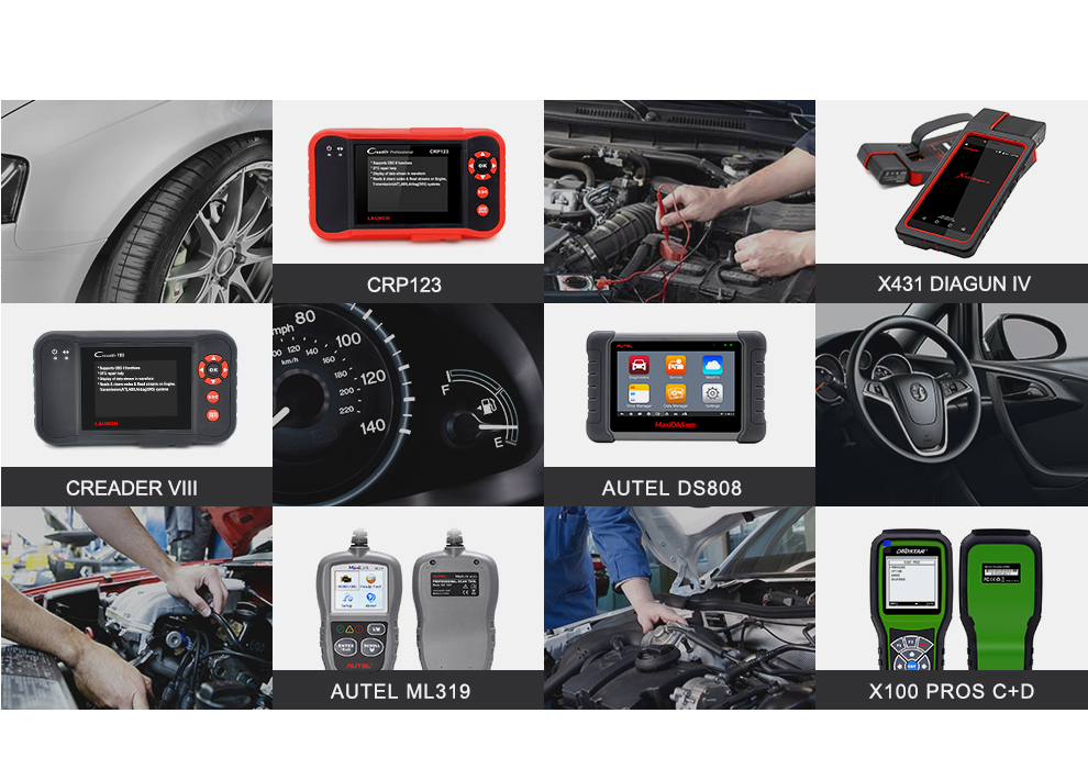 Car Scanner OBD2 Launch X431 Pro mini Support All Cars Program WiFi and Bluetooth diagnostic machine tool kit set