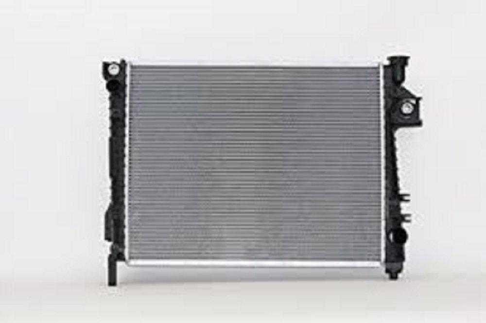 Titanium Plus 2004-2009 Dodge Ram 1500 2500 3500 Radiator DPI:2813 26mm 5.7L,4.6L,2.8L