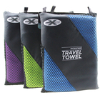 Wholesale Custom fast dry Microfiber gym sport Towel