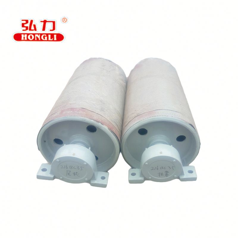 Best price belt conveyor parts metal roller