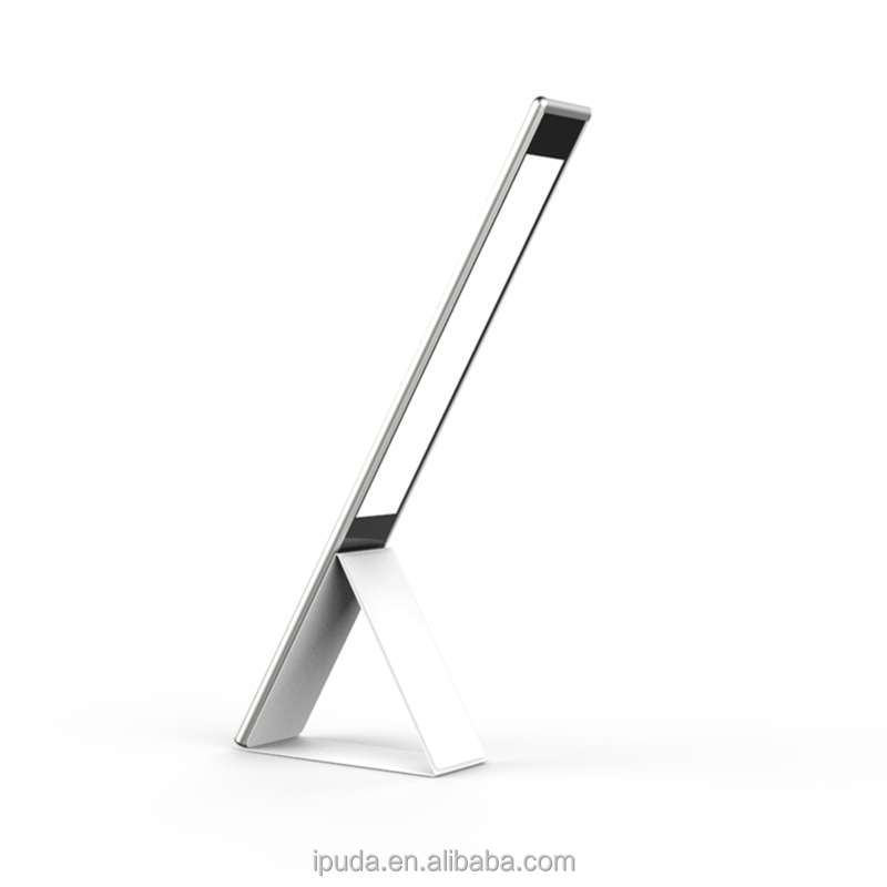 IPUDA brand hot sale folding portable usb reading study desk lamp dimmable LED table lamp