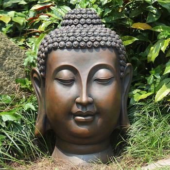 Accueil jardin d coration grosse t te bouddha pour vente for Tete bouddha pour jardin
