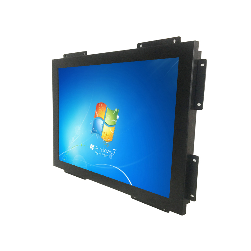 17Inch Open Frame Capacitive Resistive touch monitor