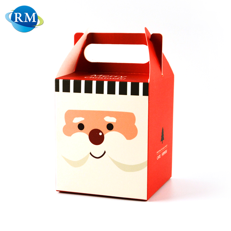 Cookies Candy Handmade Packaging Cartoon Gift Paper Box